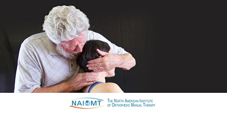 NAIOMT C-725 A&B Advanced Spinal Manipulation [Andrews University - Berrien Springs, MI]2020 tickets