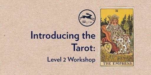 Introducing the Tarot: Level 2 Workshop