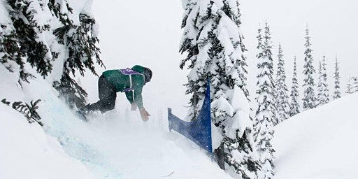 2020 Whitefish Banked Slalom