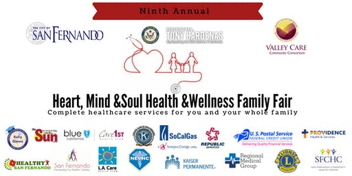 Heart, Mind & Soul Health & Wellness Family Fair