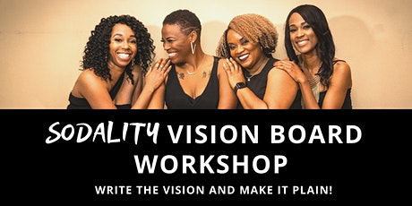 Sodality Vision Board Workshop tickets