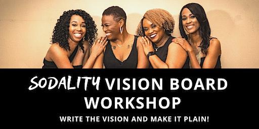 Sodality Vision Board Workshop