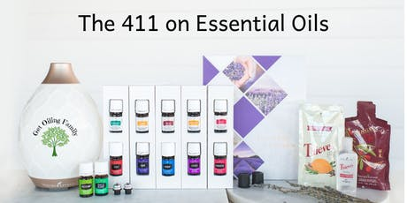 The 411 on Essential Oils tickets