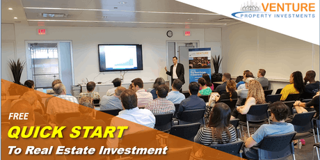 QUICK START to Real Estate Investing - Nov 27th, 2019 tickets