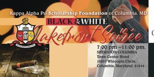 Kappa Alpha Psi  presents ..Columbia Lakefront Black and White Soirée 2020