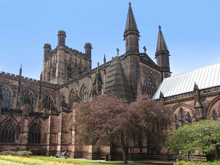 Chester Cathedral Wedding Fayre image
