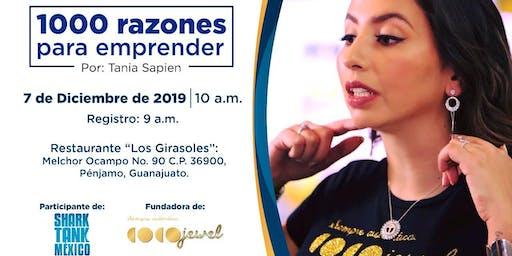 1000 RAZONES PARA EMPRENDER - GUANAJUATO