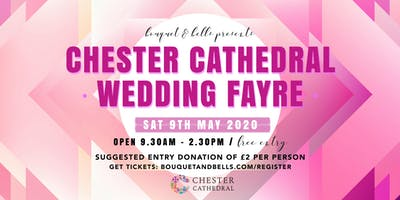 Chester Cathedral Wedding Fayre