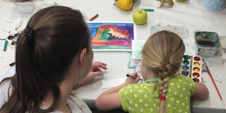 Preschool Picasso tickets