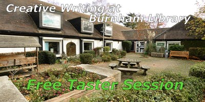 Free Taster Session - Creative Writing at Burnham Library