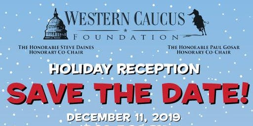 WCF'S Holiday Reception