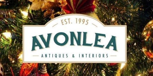 Ornament Painting 101 at Avonlea Antiques and Interiors