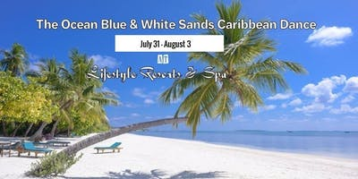The Ocean Blue & White Sands Caribbean Dance