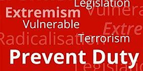 Prevent information session with a focus on XRW terrorism locally and nationally - Reigate Event tickets