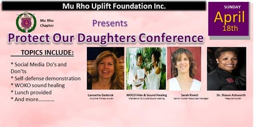 Protect Out Daughters Conference
