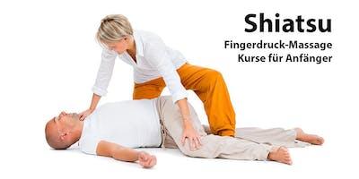 Shiatsu - Kurs für Anfänger (Kursbeginn)