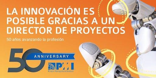 PMI Capítulo México  - Celebración de Fin de Año y 50 Aniversario PMI