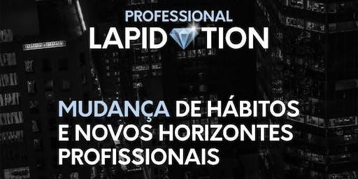 PROFESSIONAL LAPIDATION - NOV/2019