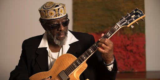 "NYC Winter Jazzfest: James ""Blood"" Ulmer + Harriet Tubman"