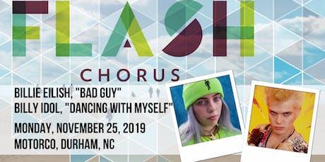Flash Chorus Sings Billy Idol  and  Billie Eilish tickets