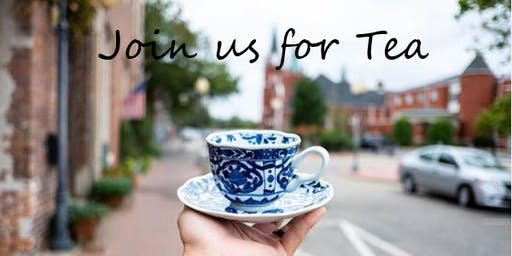 Join FSU Alumni Affairs for Tea at Winterbloom
