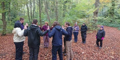Level 3 Forest School Training Manchester May Half Term 2020 (7 days training)