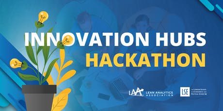 Innovation Hubs Hackathon tickets