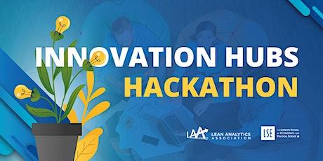 Innovation Hubs Hackathon tickets