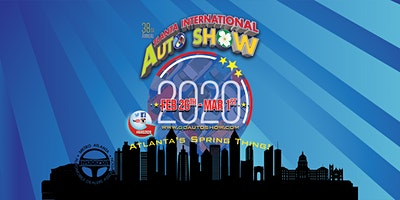 38th Annual Atlanta International Auto Show
