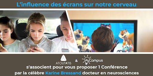 Conférence : L'influence des écrans sur notre cerveau