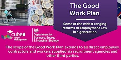 Good Work Plan - Breakfast Briefing tickets