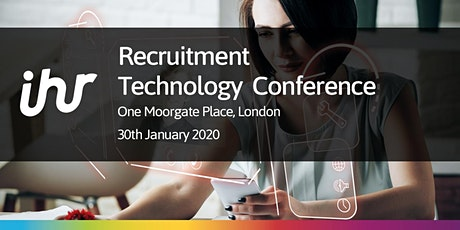 In-house Recruitment Technology Conference 2020 tickets