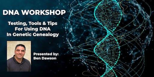 DNA Workshop - London, ON