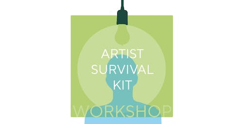 Artist Survival Kit (ASK) Workshop: Building a Portfolio and Photo Studio