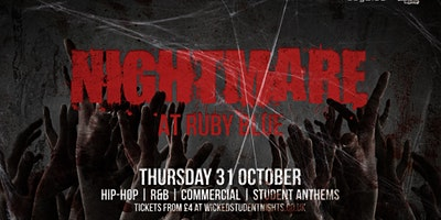 Nightmare+at+Ruby+Blue+--+2+Rooms+of+Music+--