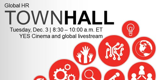 Cummins Global HR Town Hall