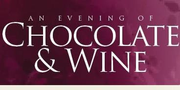 An Evening of Chocolate & Wine 2020
