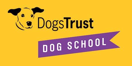 Understanding Separation Anxiety - Dog School Shropshire tickets