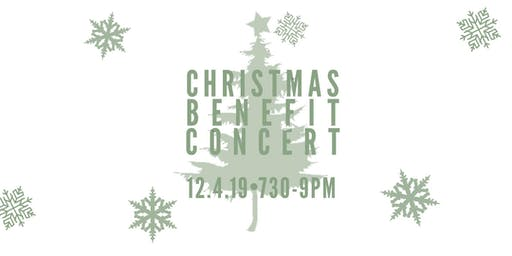 The 402 Arts Collective // Christmas Benefit Concert & Private Art Show