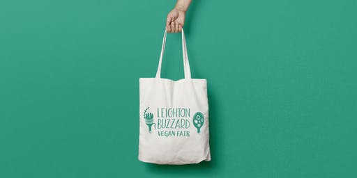 Leighton Buzzard Vegan Fair - fast-track ticket with a goodie bag