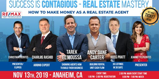Success Is Contagious - Real Estate Mastery Expo