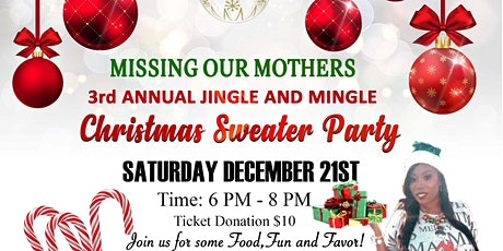 3rd Annual Jingle and Mingle tickets