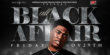 All Black Affair ( FREDO BANG LIVE IN CONCERT) tickets