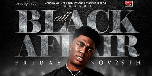 All Black Affair ( FREDO BANG LIVE IN CONCERT)