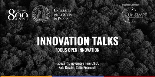 Innovation Talks | Focus Open Innovation
