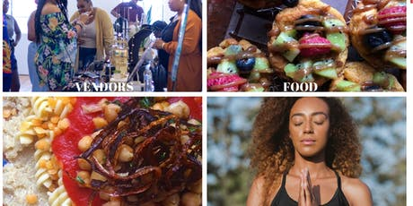 Feast & Flow: Pop-Up Kwanzaa Market tickets