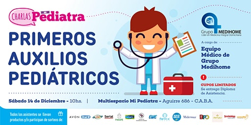 Primeros Auxilios Pediátricos- REVISTA MI PEDIATRA