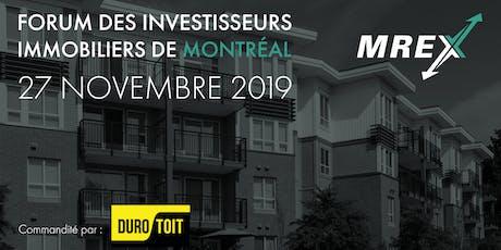 Forum des investisseurs immobiliers de Montréal tickets