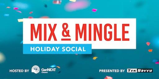 Mix & Mingle: Holiday Social