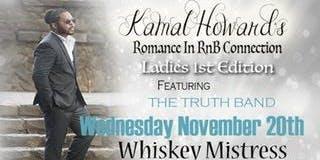 Live Kamal Howard & The Truth Band